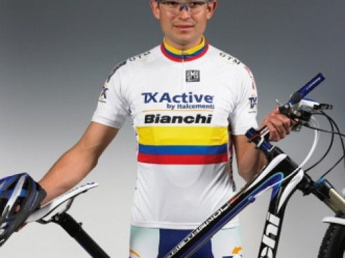Paez back to TX Active-Bianchi team to chase Olympic dream